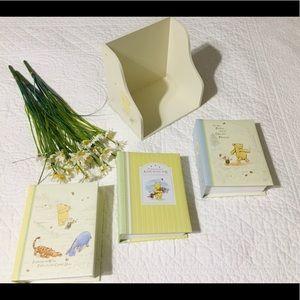 Winnie the Pooh Photo Album Set